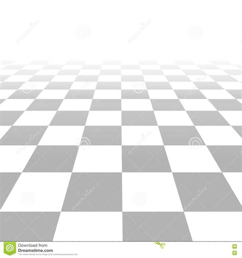 tile foolr template floor with tiles perspective grid vector background stock