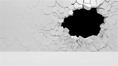 comment r 233 parer un trou dans un mur