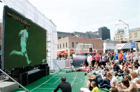 nikes world cup viewing party   relevent set