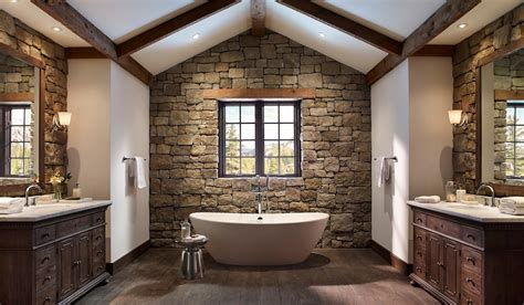 stone bathroom design ideas simple minimalist home design