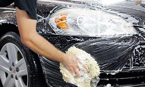 car wash  polish flash hand carwash groupon