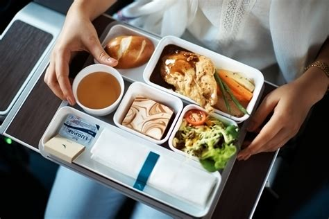 pacific cuisine premium economy class photos cathay pacific