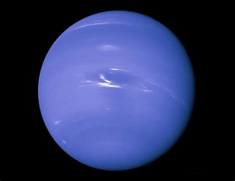 Neptune From Voyager