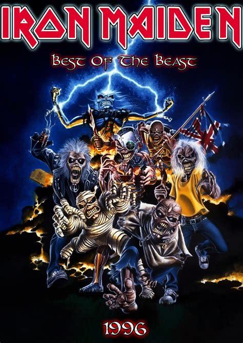 Metal Wallpaper Nash: Iron Maiden Best Of The Beast