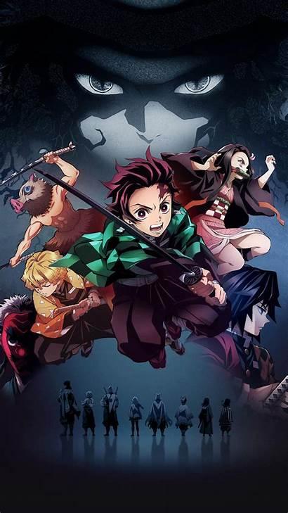 Slayer Demon Anime Wallpapers Background 4k Rengoku