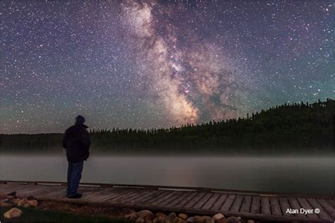 How Capture The Milky Way Alan Dyer Canadian