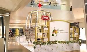Pop Up Store : stella artois rolls out christmas pop up store marketing ~ A.2002-acura-tl-radio.info Haus und Dekorationen