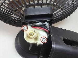 Holmes Blizzard Fan Oscillation Gear Replacement