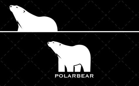 Spectacular Polar Bear Logo For Sale