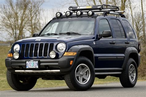The jeep liberty (kk), or jeep cherokee (kk) outside north america, is a compact suv that was produced by jeep. 2006 Jeep Liberty Renegade 4x4 6-Speed for sale on BaT ...