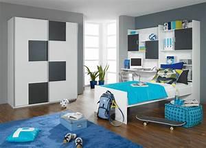 Peinture Chambre Garcon Ado Avec Idee Rangement Chambre