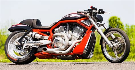 This Is The Fastest Harley Davidson
