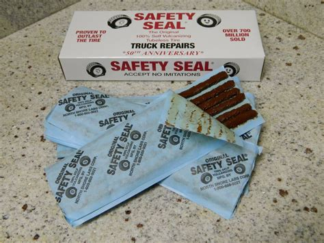 Safety Seal Tire Repair String Plugs Truck 30 Qty. Made In