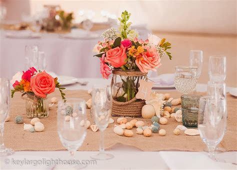 do it yourself beach wedding decorations