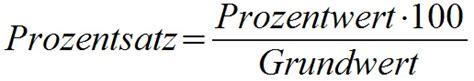 mathe uebungen prozentwert berechnen