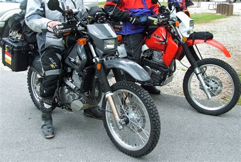 Suzuki Dr650 by Suzuki Dr650 Dual Sport Mini Adventure Part 2 Changes
