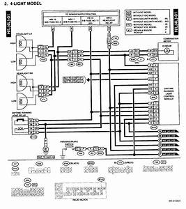 1995 Subaru Outback Stereo Wiring Diagram
