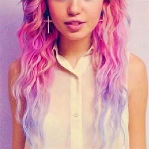 Image Gallery light pink purple hair