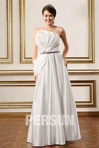 Robe De Mariée Moderne : robe de mari e moderne bustier fleur 3d ~ Melissatoandfro.com Idées de Décoration