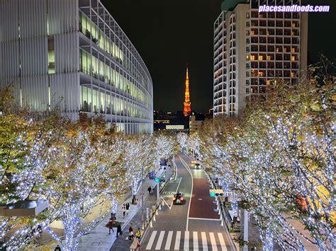 Roppongi Hills Tokyo Christmas Illumination 2019