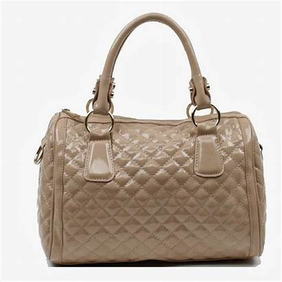 Leather Patent Handbags Sophisticated