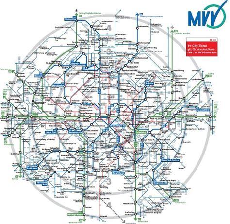 mvv muenchen map fatihmyworld