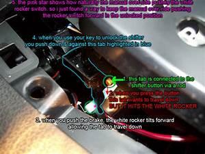 Diy  Brake Shift Interlock Solenoid Fix