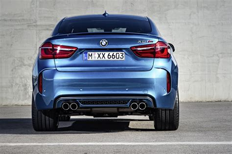 Bmw Ushers In New 2015 X5m And X6m With 567hp V8 Turbo [62