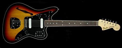 Fender Thinline Jaguar by Fender Special Edition Thinline Jaguar Guitar Worship