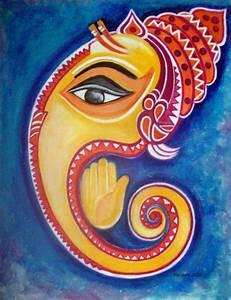 Conch Ganesha by manjulak.deviantart.com   Art   Pinterest ...