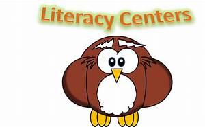 EDUC584WikiManchesterCohort - literacy centers