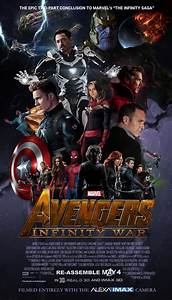 Marvel's Avengers: Infinity War Fan-Made Poster by ...