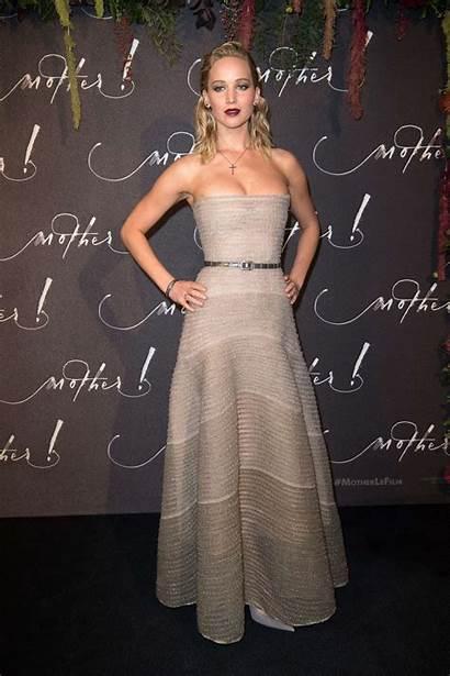 Jennifer Lawrence Premiere Mother Paris Carpet France