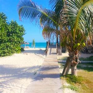Escape for lunch to Jamaica's gorgeous Boardwalk Beach