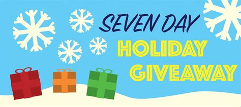 Seven Day Holiday Giveaway 2015 Coaster101