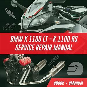 Bmw K1100lt K1100rs Service Repair Manual Download 1999 2000
