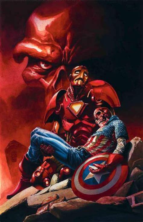 craneo rojo el primer gran supervillano de marvel zona