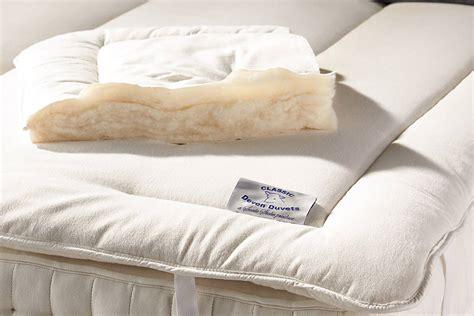 organic mattress topper wool filled mattress topper bedding bed company