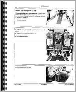John Deere 750 Tractor Service Manual