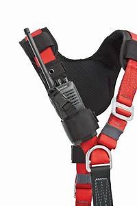 Radio Holster for Emergency Rescue Responders - CMC PRO Emergency Responders