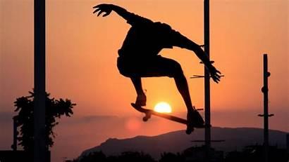 Skateboarding Skateboard Skate Wallpapers Skateboards Sunset Sun
