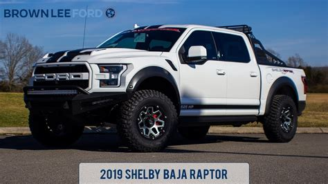 First Look At The 2019 Shelby Baja Raptor