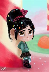27 best images about Vanellope Von Schweetz on Pinterest ...
