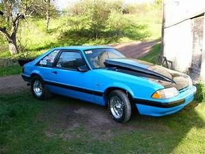 91 mustang FAST for Sale in MONTOURSVILLE, PA | RacingJunk