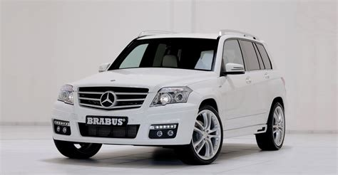 Mercedes-benz Glk Prepped By Brabus