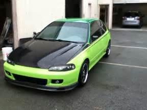 1992 Honda Civic Hatchback Eg
