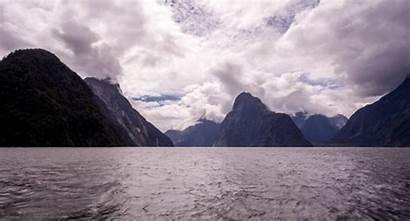 Stunning Motion Zealand National Park Gifs Fiordland