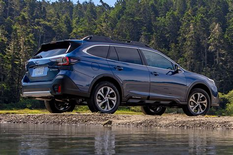subaru outback 2020 review 2020 subaru outback review autotrader