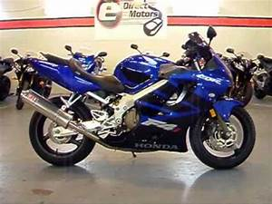 EDirect Motors 2006 Honda CBR 600 F4i YouTube