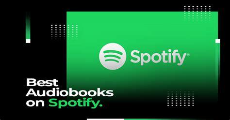 audiobooks spotify